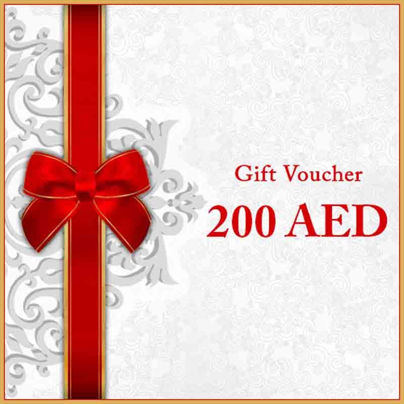 Gift Voucher 200 AED